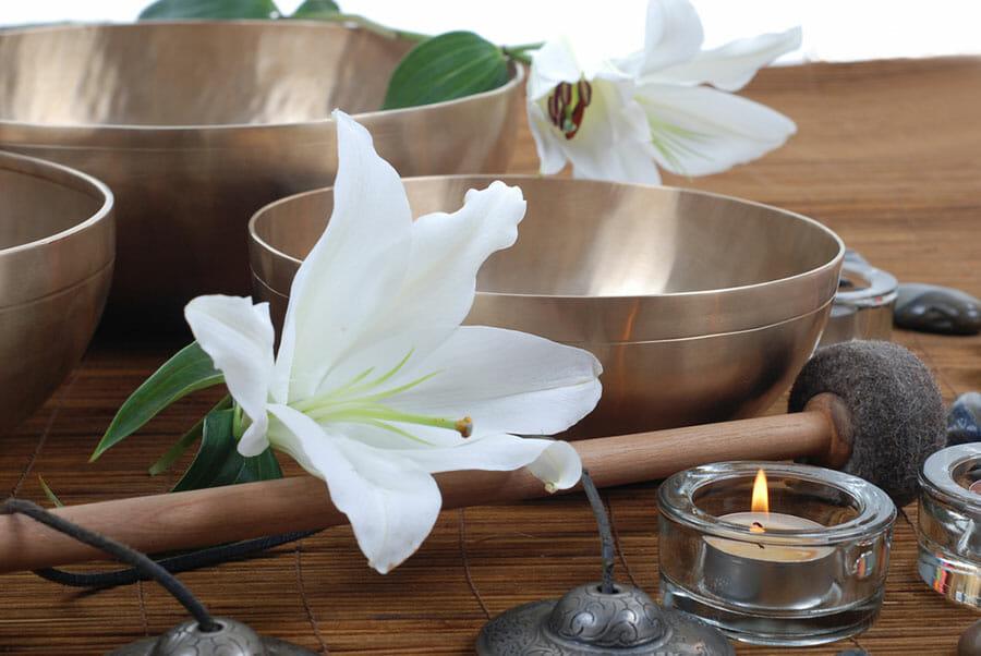 Sound Therapy Healing - Iris Healing